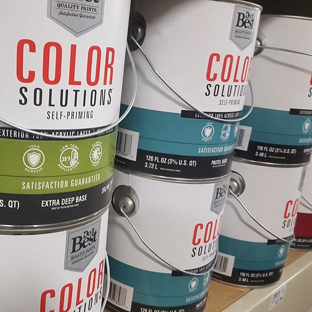 Color Solutions Paint