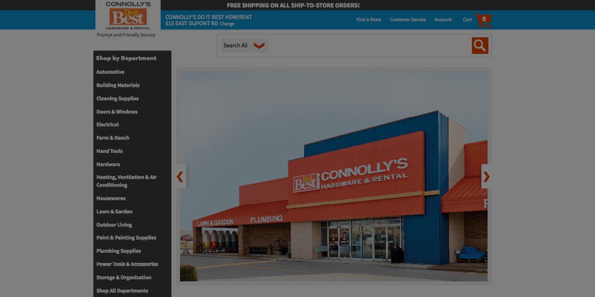 Shop Online-Connolly's
