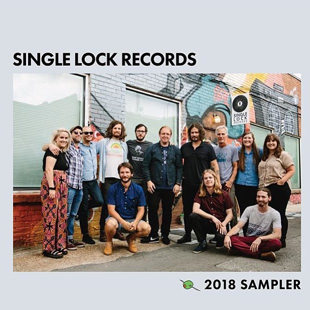 Lotta good folks here, lotta good tunes here. Check out the free @singlelock sampler over at their @bandcamp page or buy a record from their online store and get a free cd copy.
