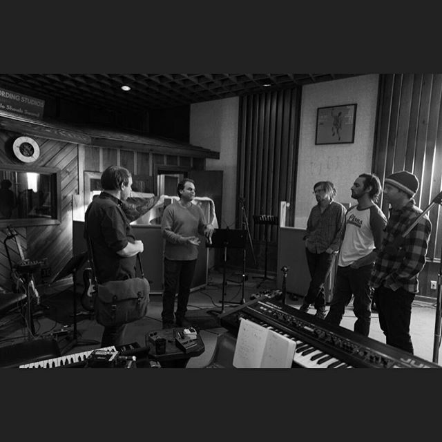 One year ago today, our album, Tuscumbia, made its way into the world. Here's a detailed look at us recording the album at @fame_recording_studios in Feb 2015. All photos by @abraham_rowe_photography.