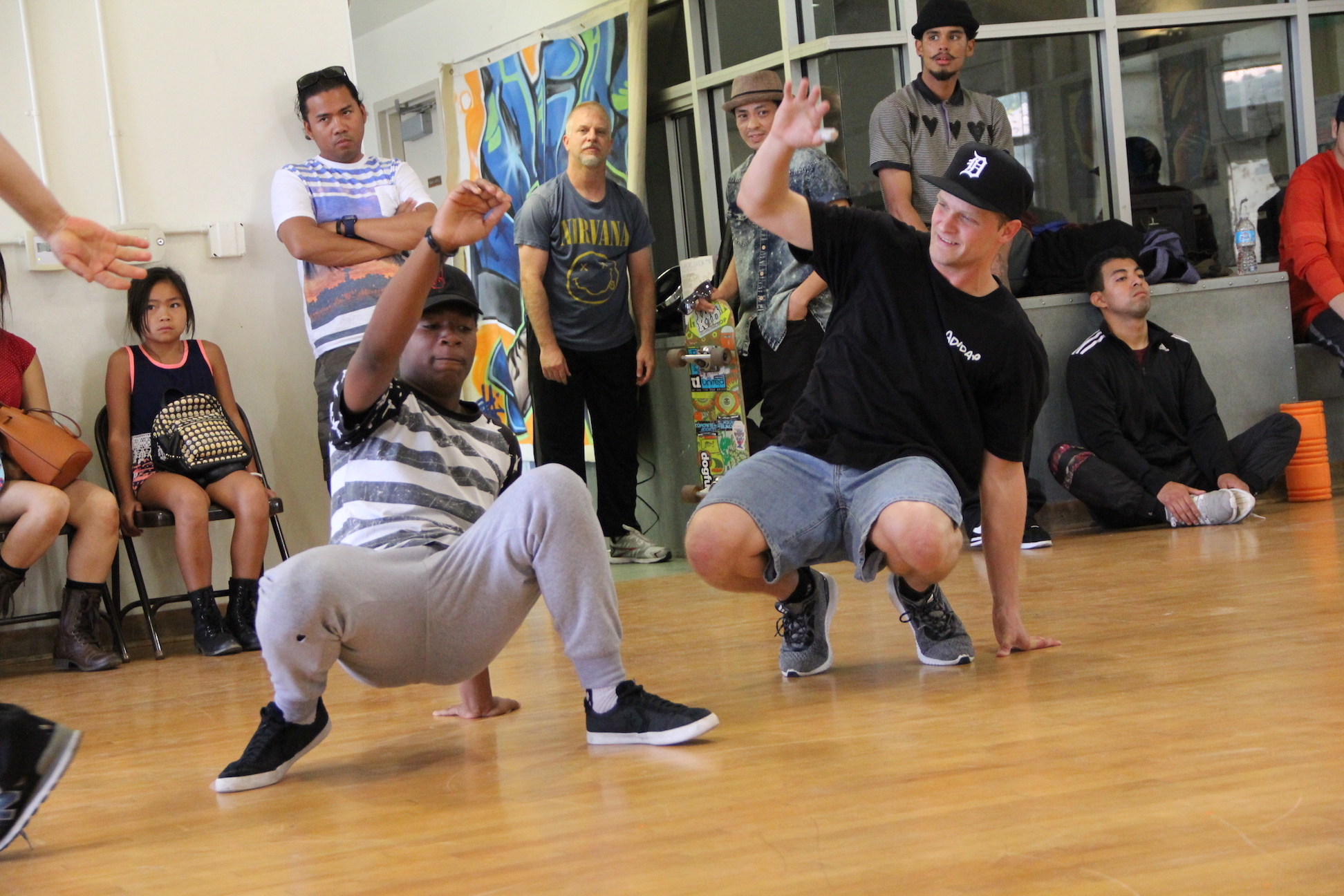 JUiCE Los Angeles Hip Hop Nonprofit Breakdance Music Art Community Youth Breakdance Los Angeles Bboy Learn.JPG