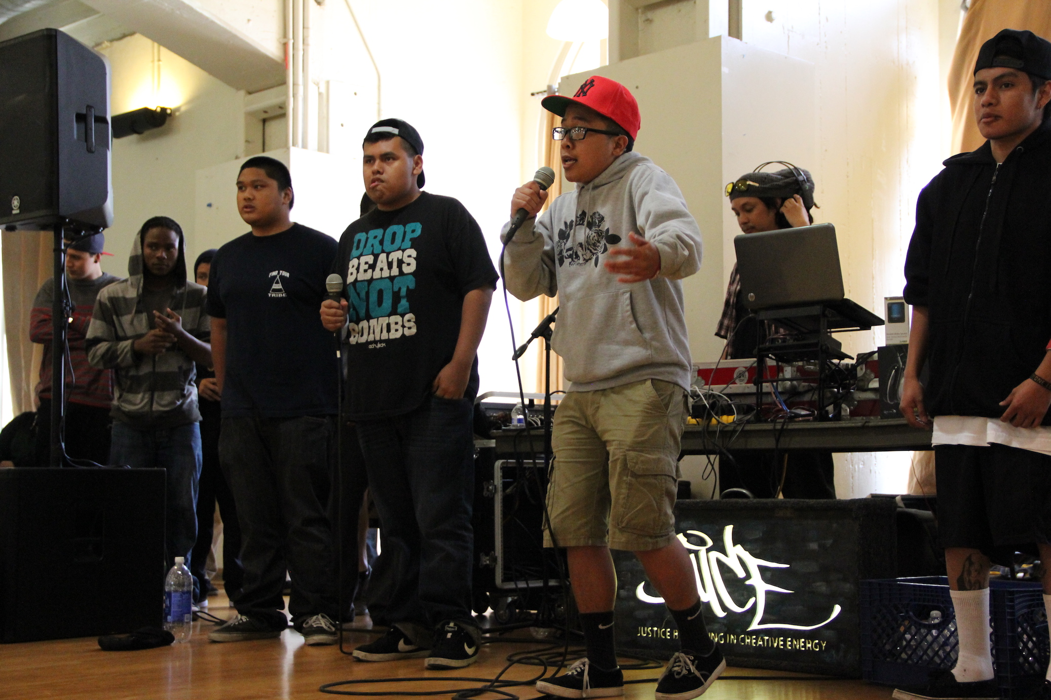 JUiCE Los Angeles Hip Hop Nonprofit Breakdance Music Art Community Youth Breakdance Los Angeles Young Emcee Spoken Word Rythm.JPG