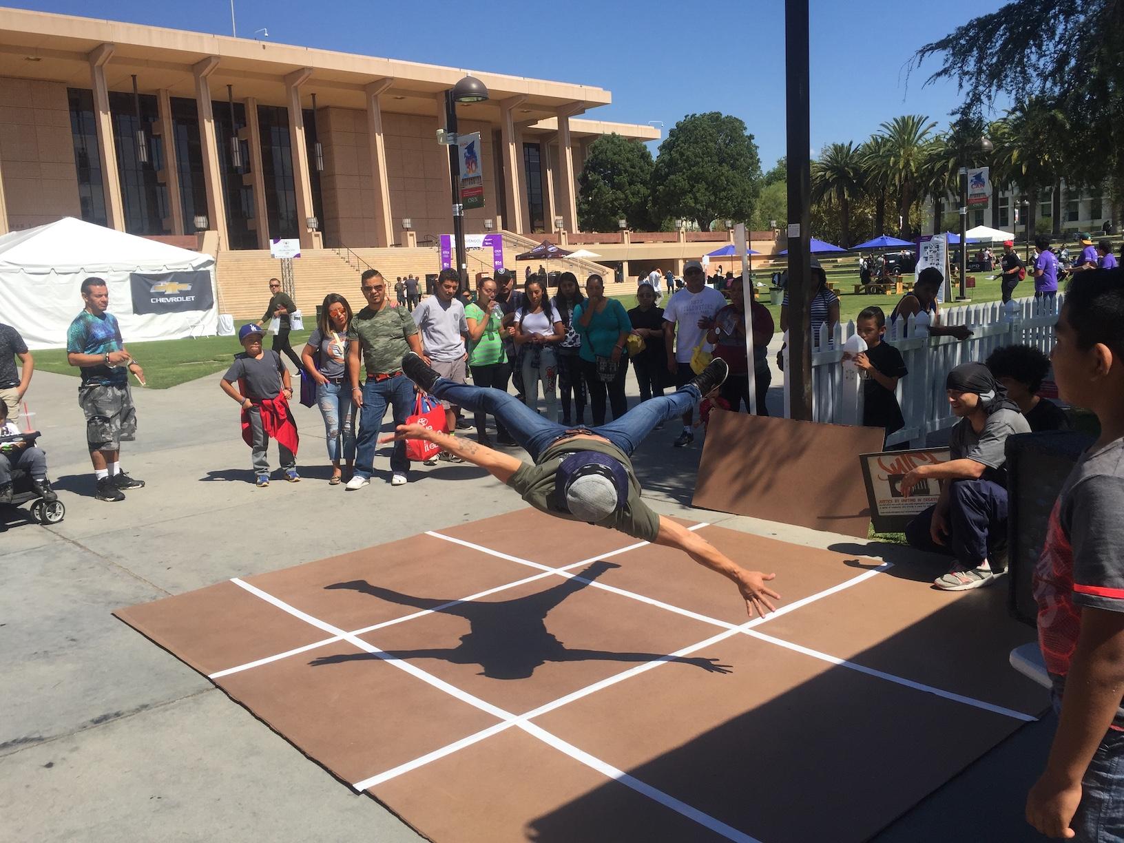 JUiCE Los Angeles Hip Hop Nonprofit Breakdance Music Art Community Youth Breakdance Los Angeles Air Flair Bboying Teach.JPG