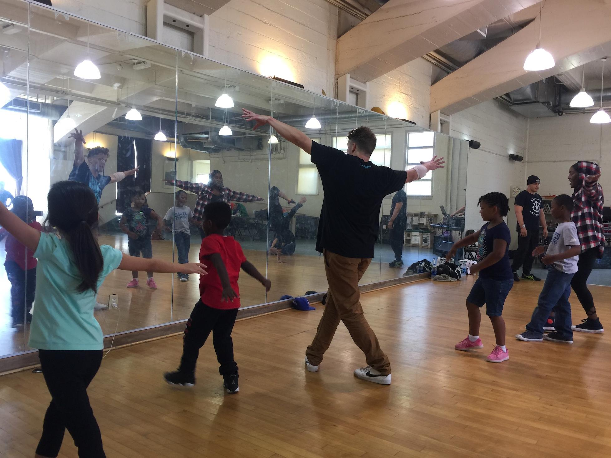 JUiCE Los Angeles Hip Hop Nonprofit Breakdance Music Art Community Youth Breakdance Los Angeles Each one Teach One.JPG