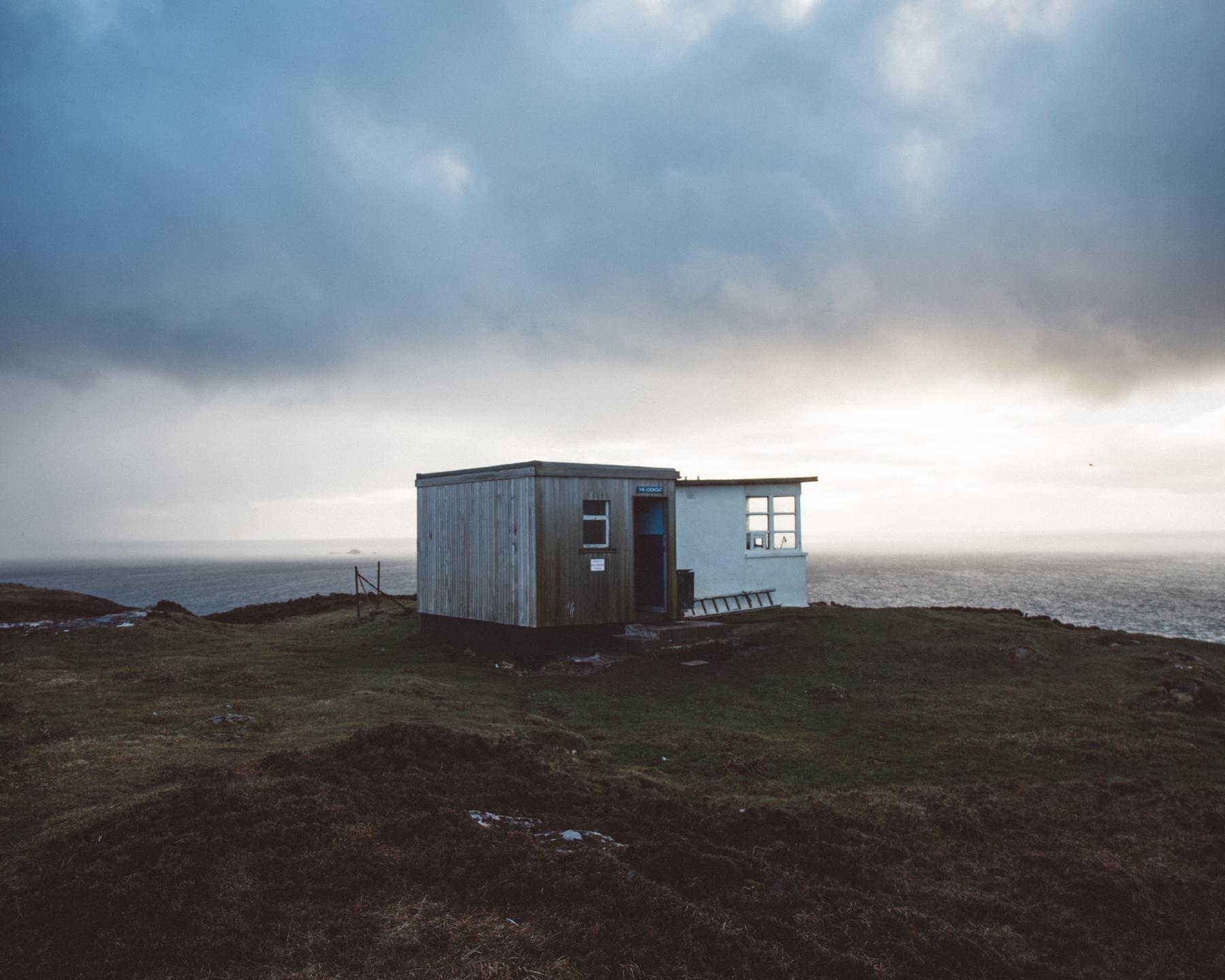 'The Lookout' on the Isle of Skye by Jonas Stuck