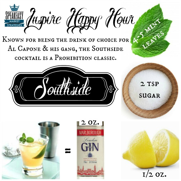 Happy Hour-Southside Cocktail