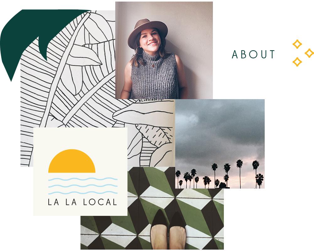 La La Local - About Kelly-Jo