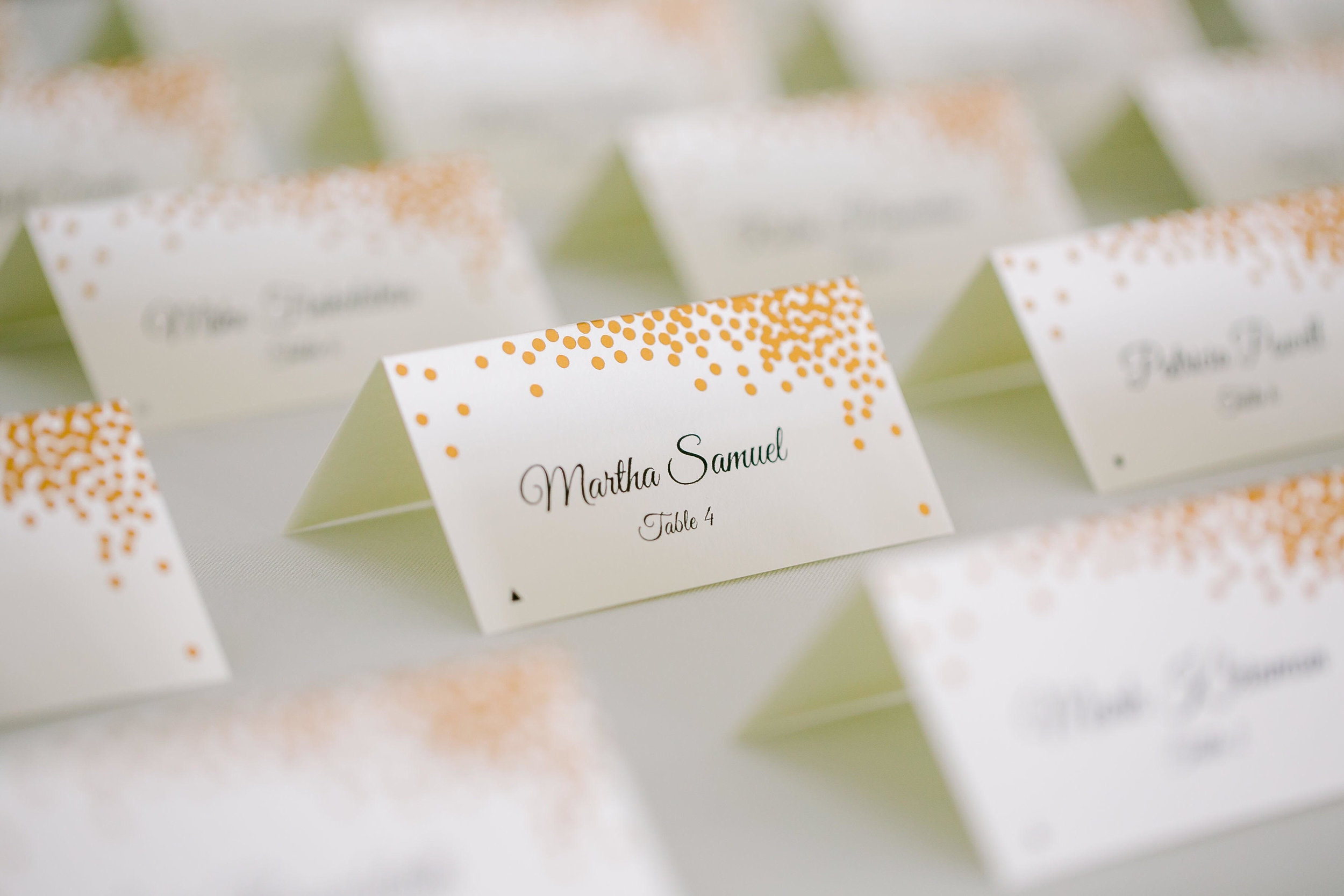 Photo Credit:  Andrea Harborne Photography   Stationery:  Grand Central Stationery