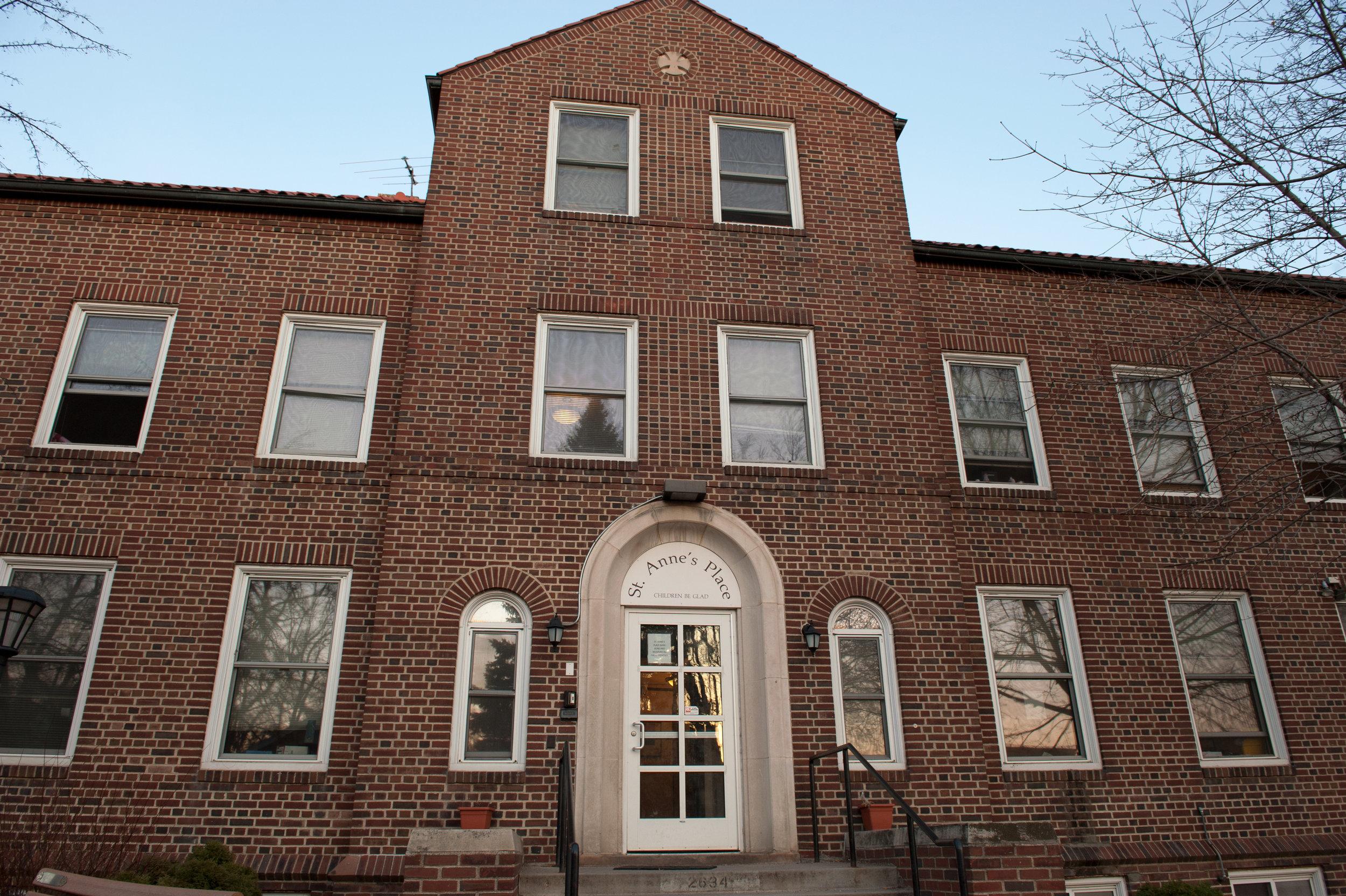 St. Anne's Place of Haven Housing Minneapolis St. Paul