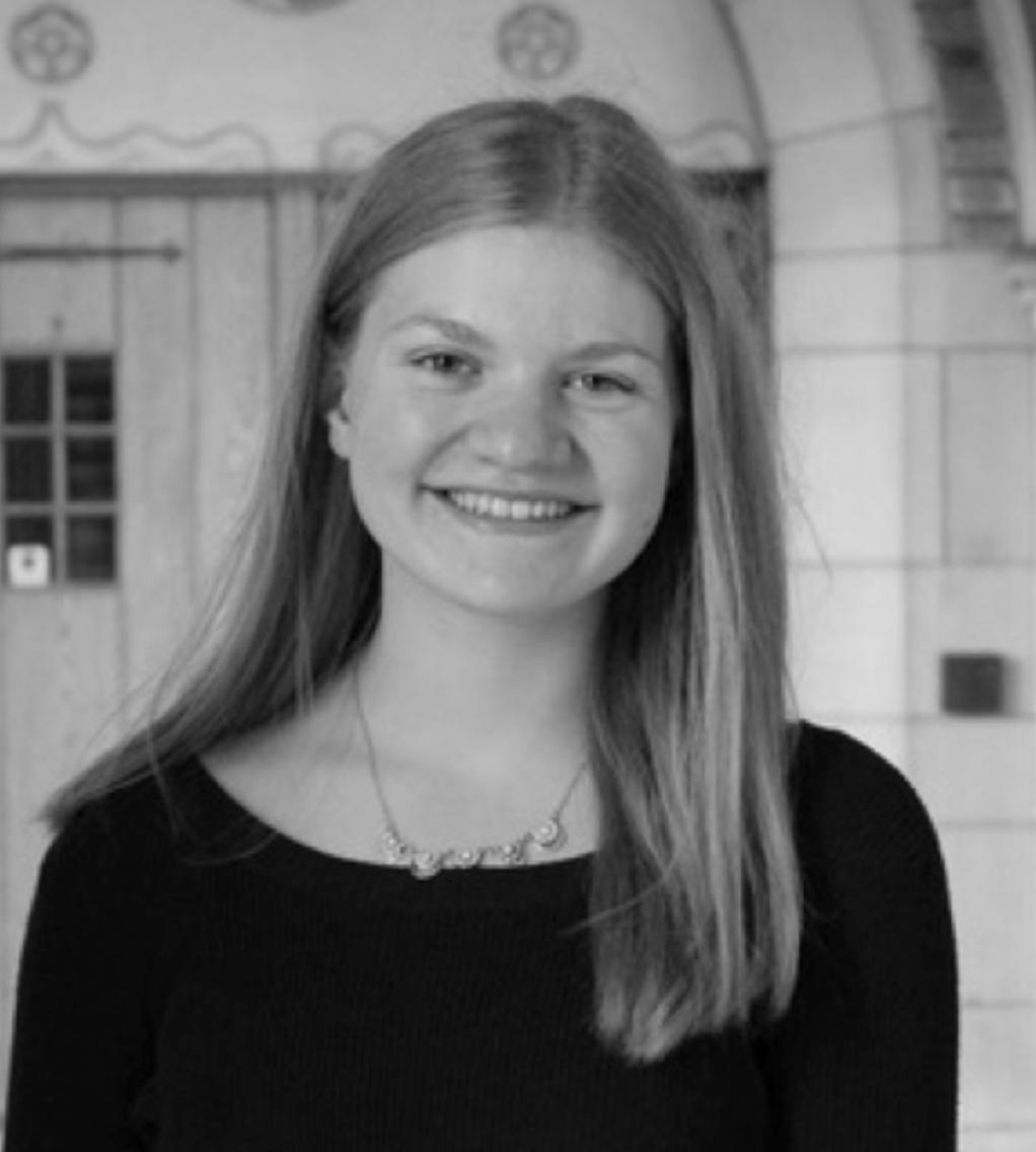Gillian Grose '20, Senior Thesis Student
