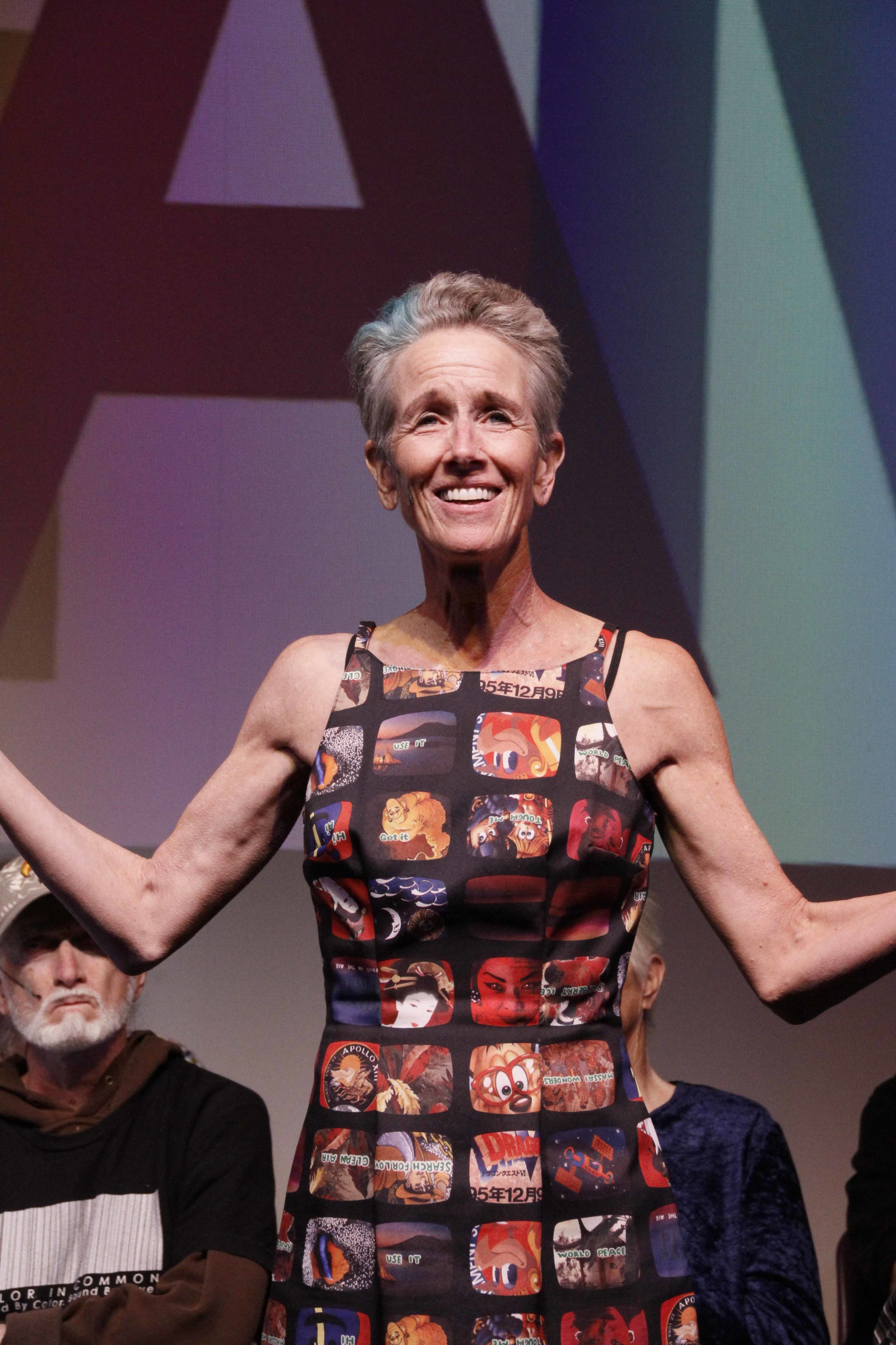 June 22-23, 2018 - New Stages presents Heroic Lives - Performer Lauren Peterson tells her story, photo credit Sashi Peterson.jpeg