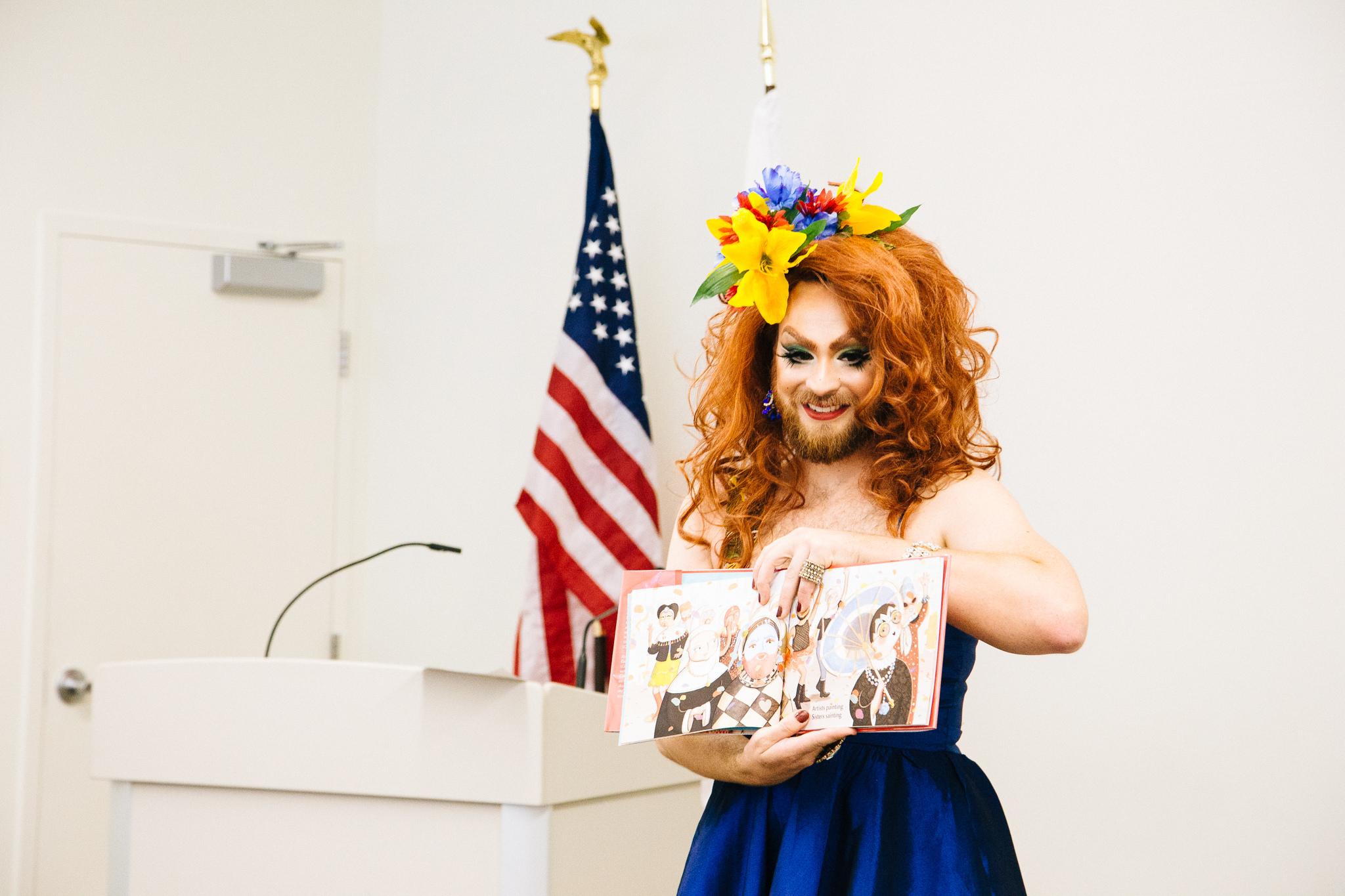 6-22-19 - Drag Queen Story Hour - Drag Queen Story Hour at One City One Pride, photo credit Tony Coelho.jpg