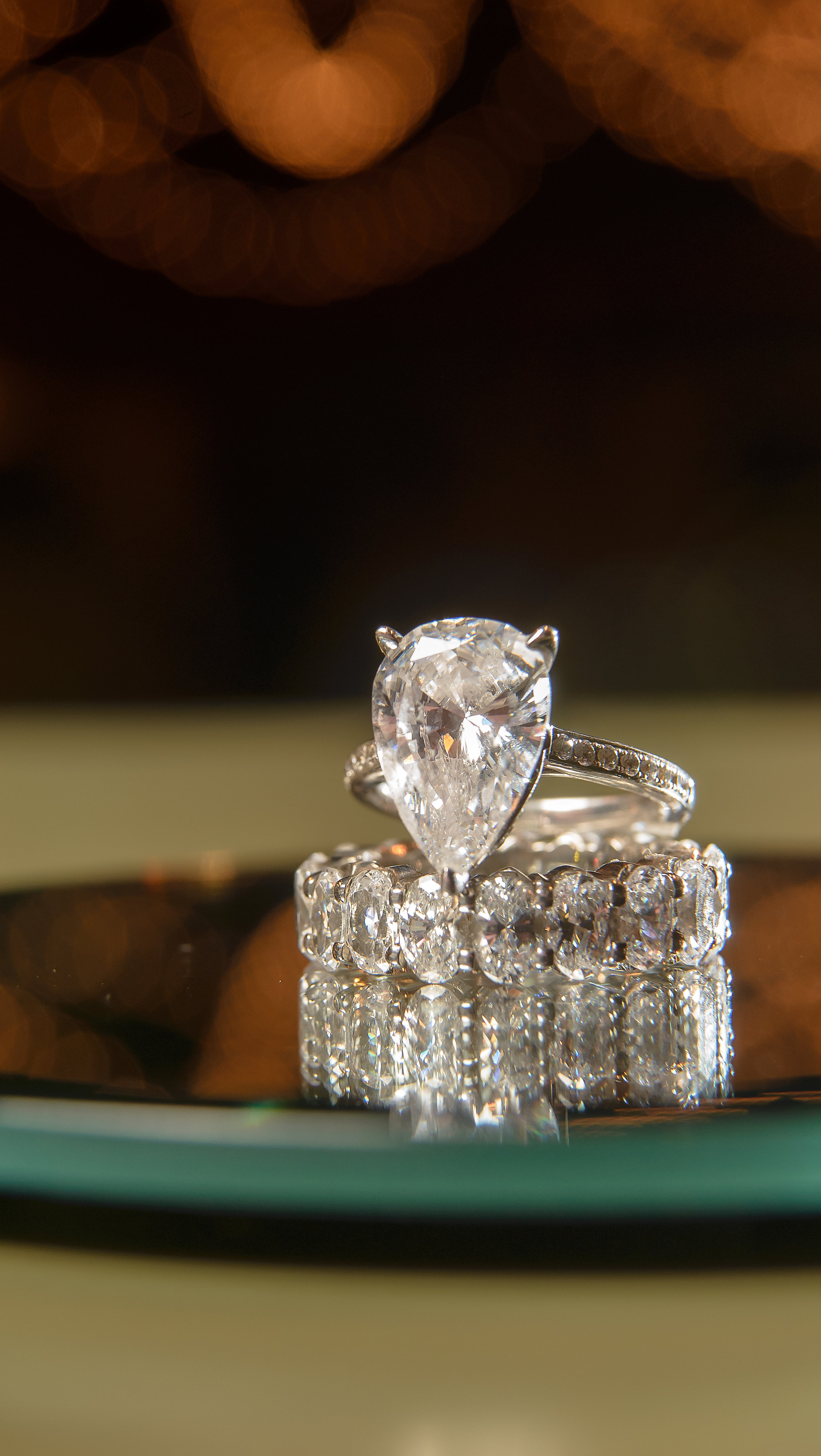 Ring Picture OKC Photographer The Palace Event Center