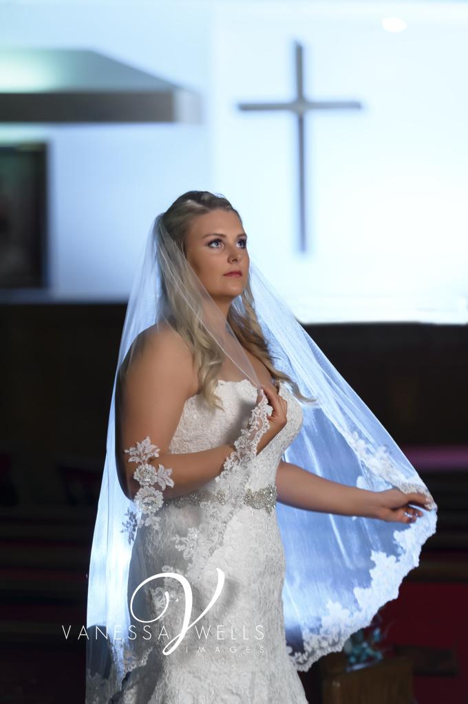 Bridal Portrait Wedding Photographer in OKC