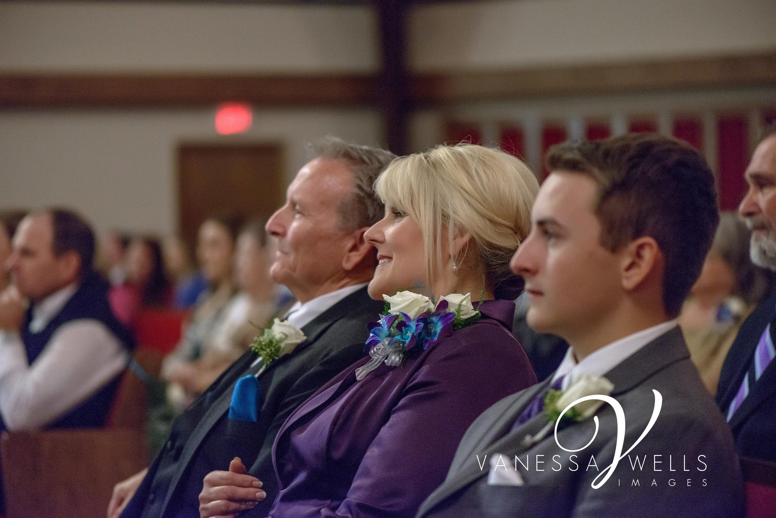 OKC Wedding Photographer, church wedding