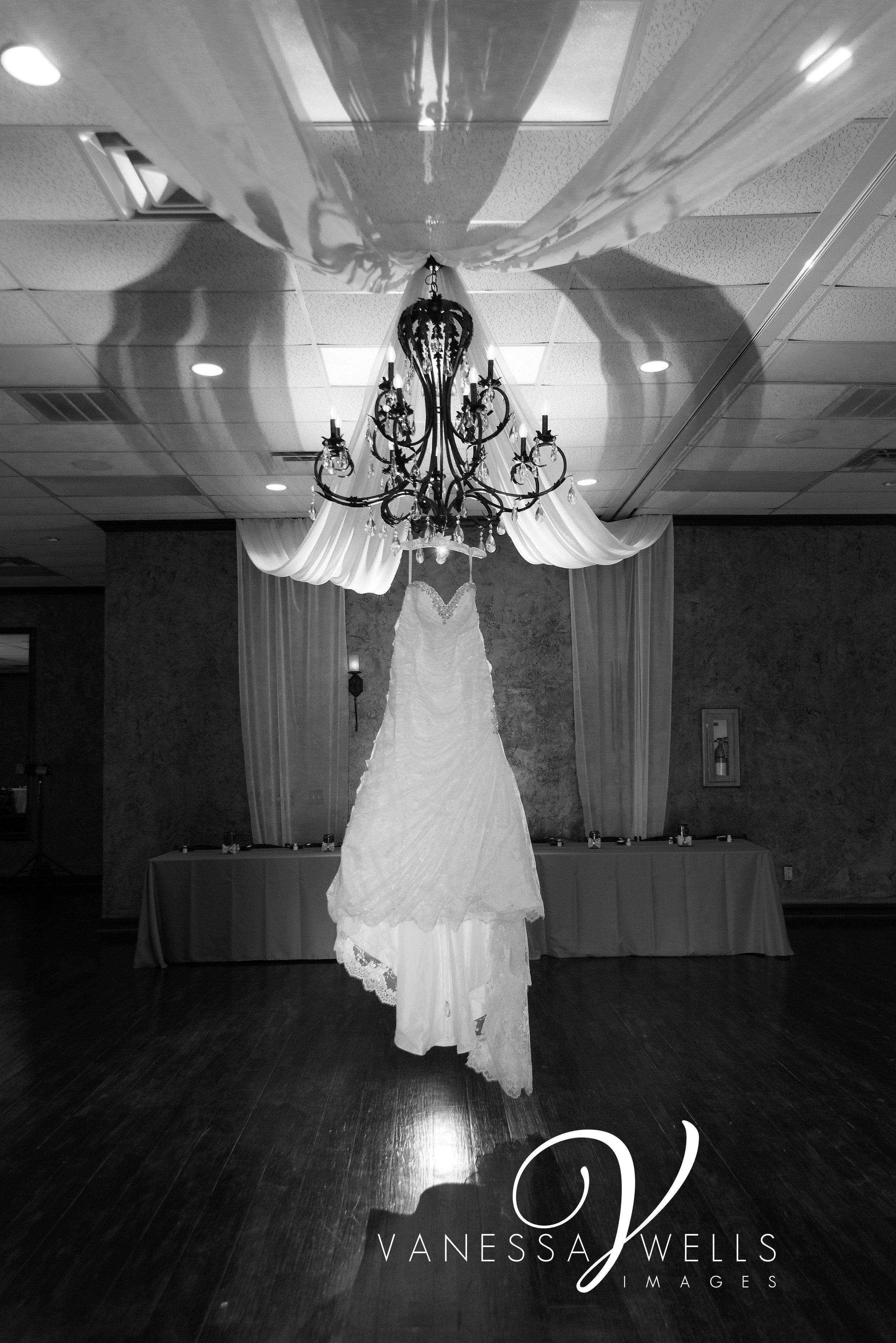 Wedding Dress, OKC Wedding Photographer