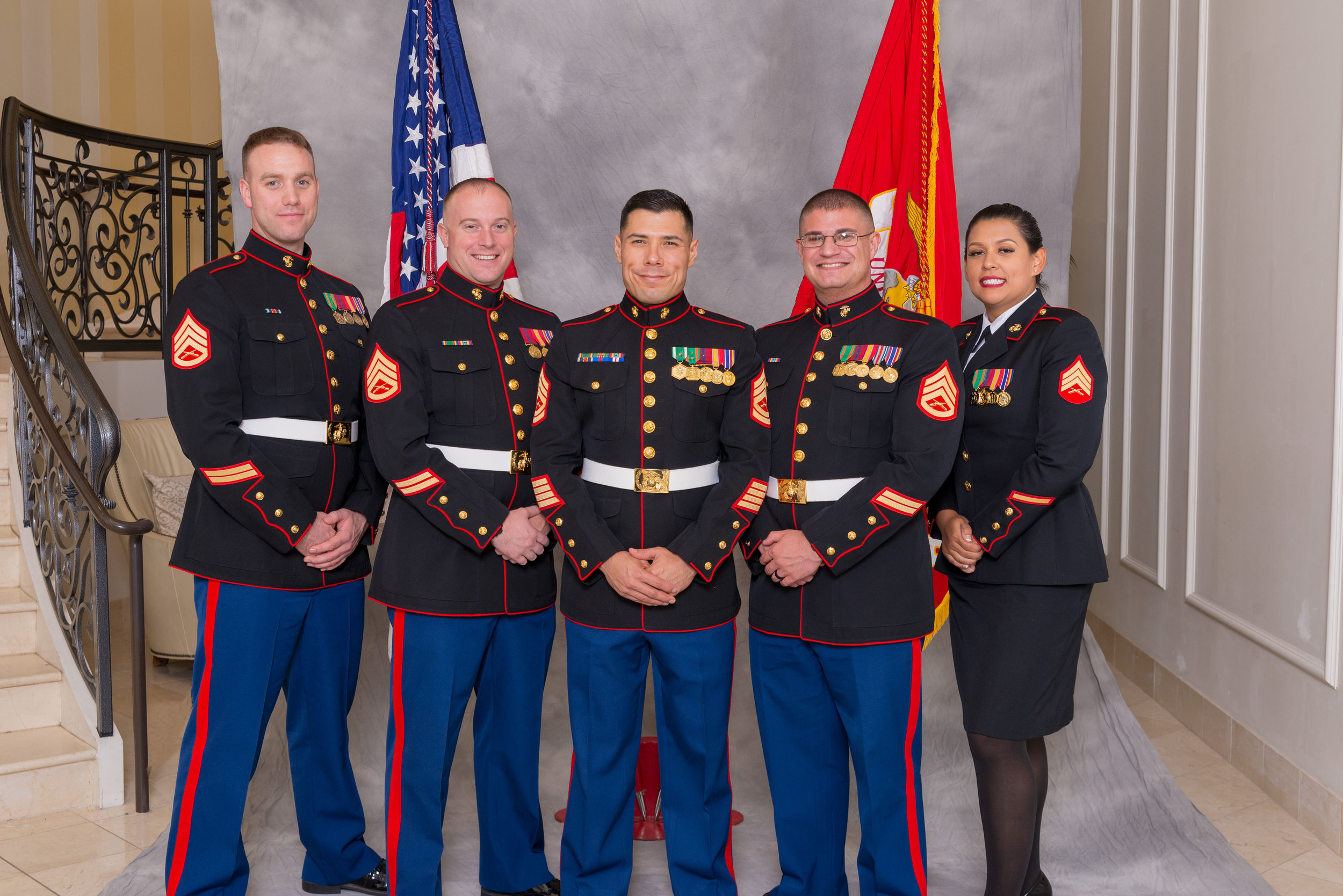 Marine Corp Birthday Ball 2018