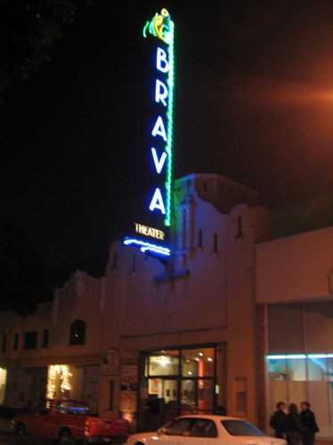 Photo of Brava Theater, site of 2005 San Francisco Production