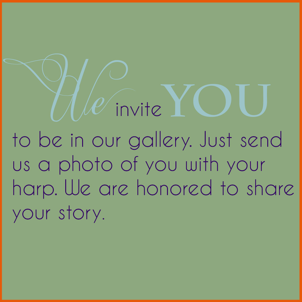 We invite you to be in our gallery.