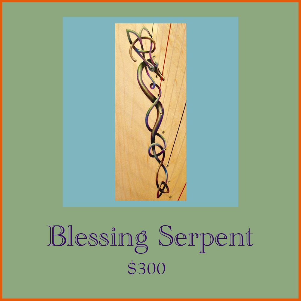 Blessing Serpent