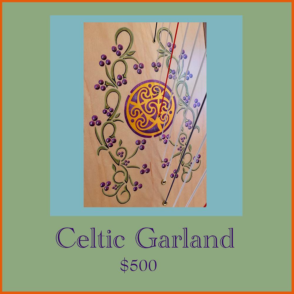 Celtic Garland