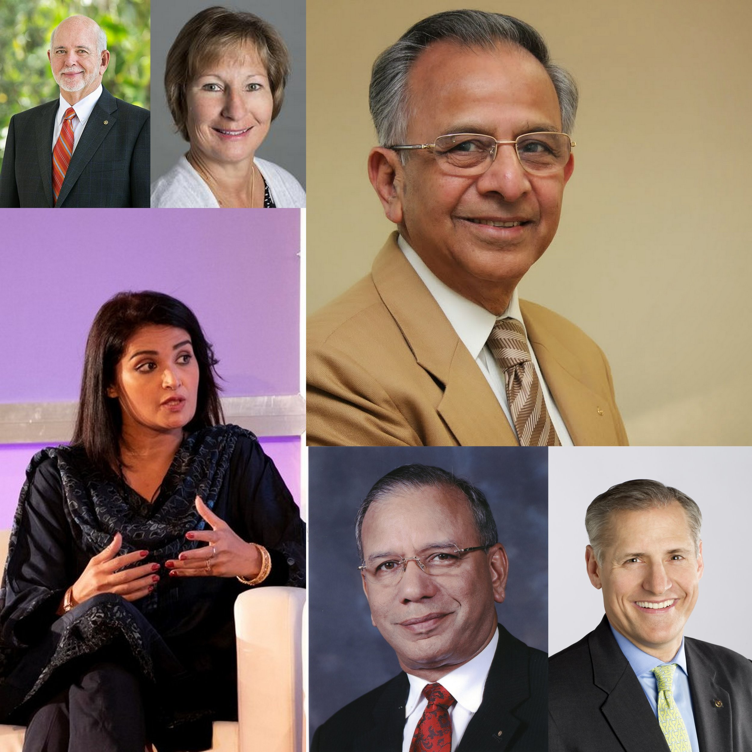 Rotary eXPERTs are frequent guests on the show - Devin's Your Mark on the World Show, available on YouTube and as a podcast, has not only featured Bill Gates, and RI President Barry Rassin but also, Past Rotary International President Ravi Ravindran, Rotary Secretary General John Hewko, Rotary's polio expert, Carol Pandak and WHO's Pakistan polio leader Ujala Nayyar. While visiting New Delhi for Forbes, Devin also interviewed Past Rotary International President Raja Saboo. Many other Rotarians and polio experts have been guests on the show.