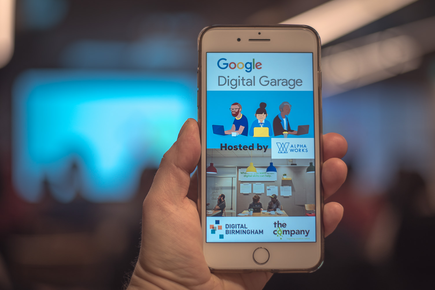 google digital garage -