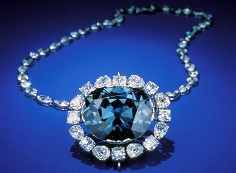 NBC News - Hope Diamond to go bare for anniversary