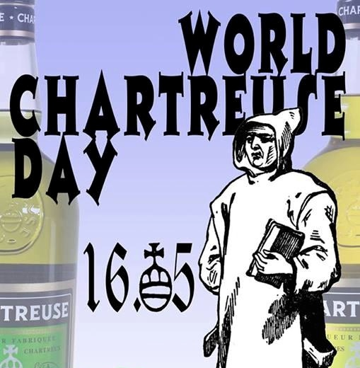 World Chartreuse Day