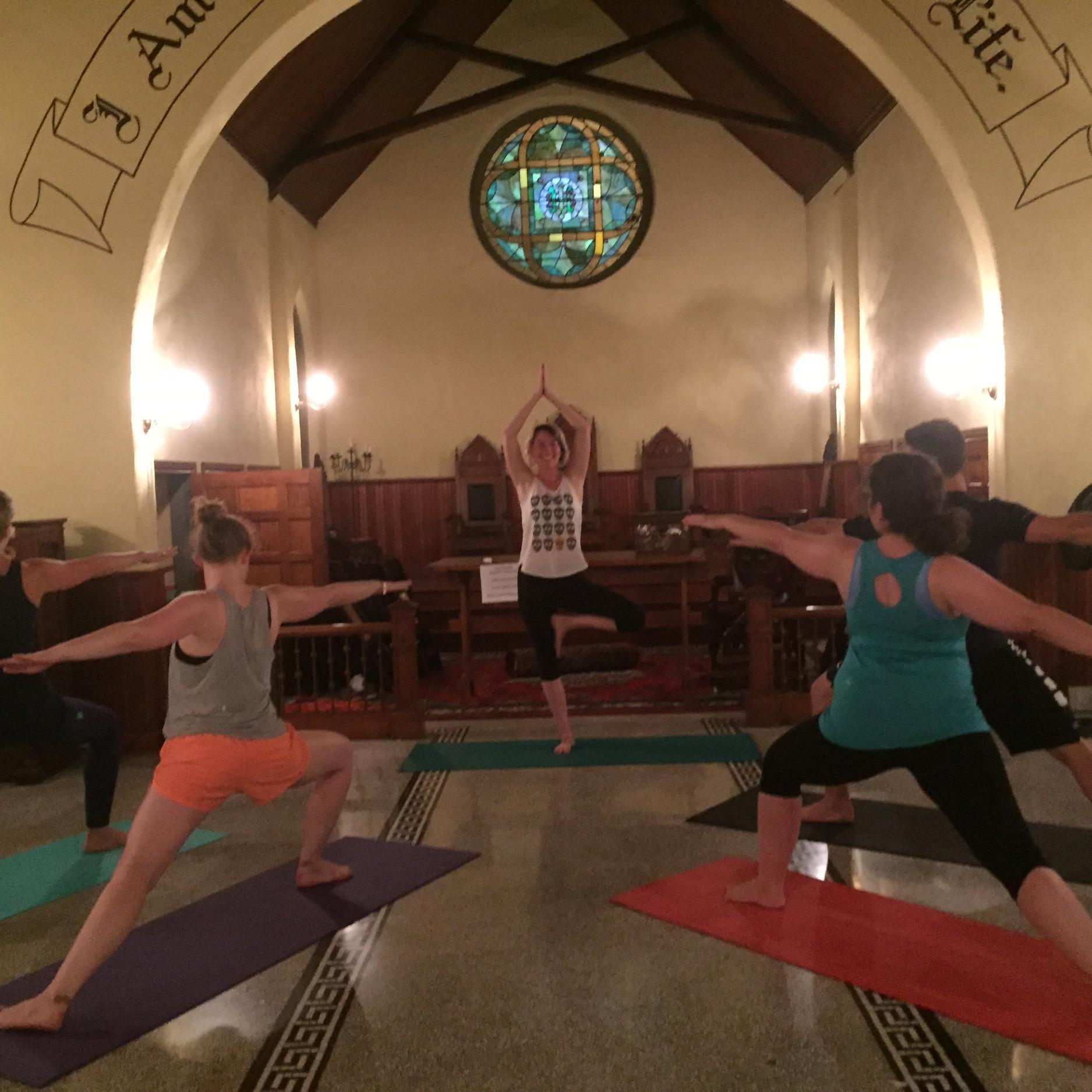 Yoga Mortis - Hill Rag