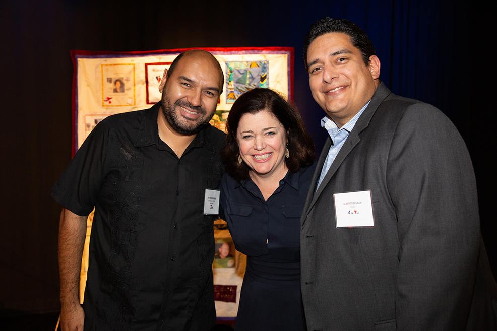 NBC4 and Telemundo 44 - Smithsonian Latino Center Receives Community Services Award