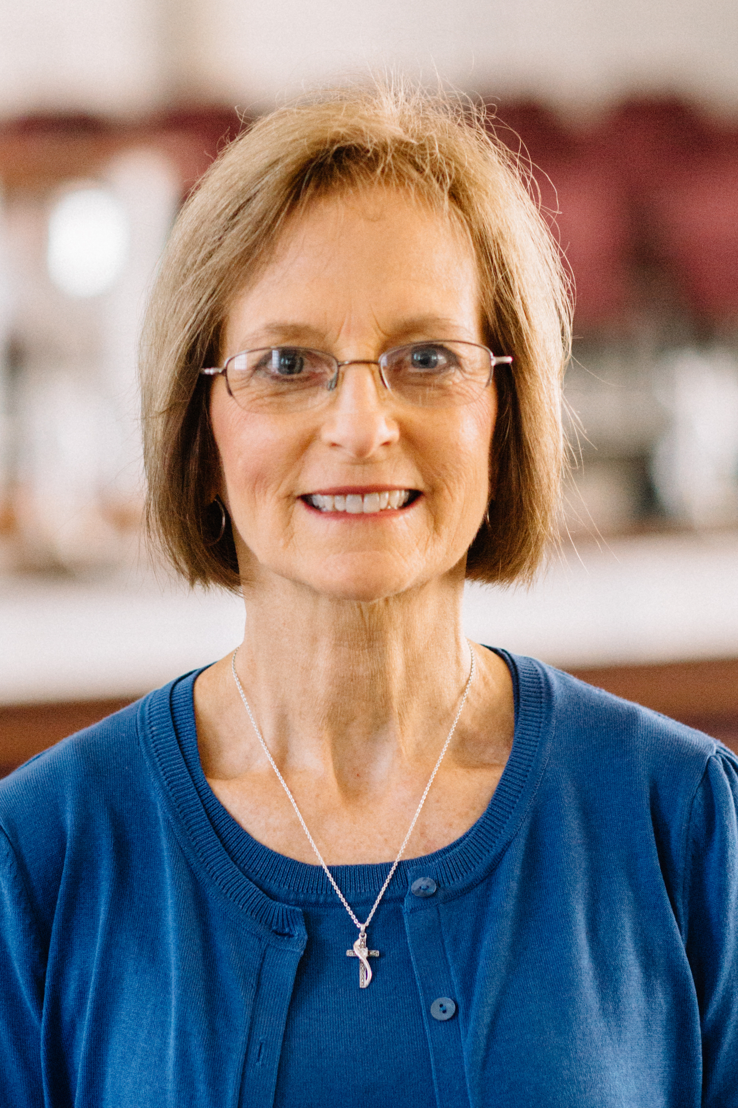 Donna Lieber - Pastor's Ministry Assistant
