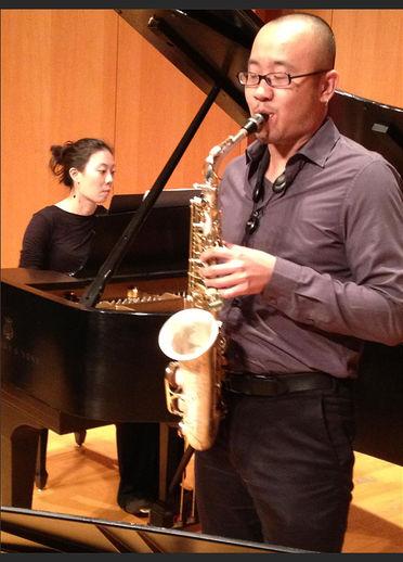 Recital with Masahito Sugihara, 2014