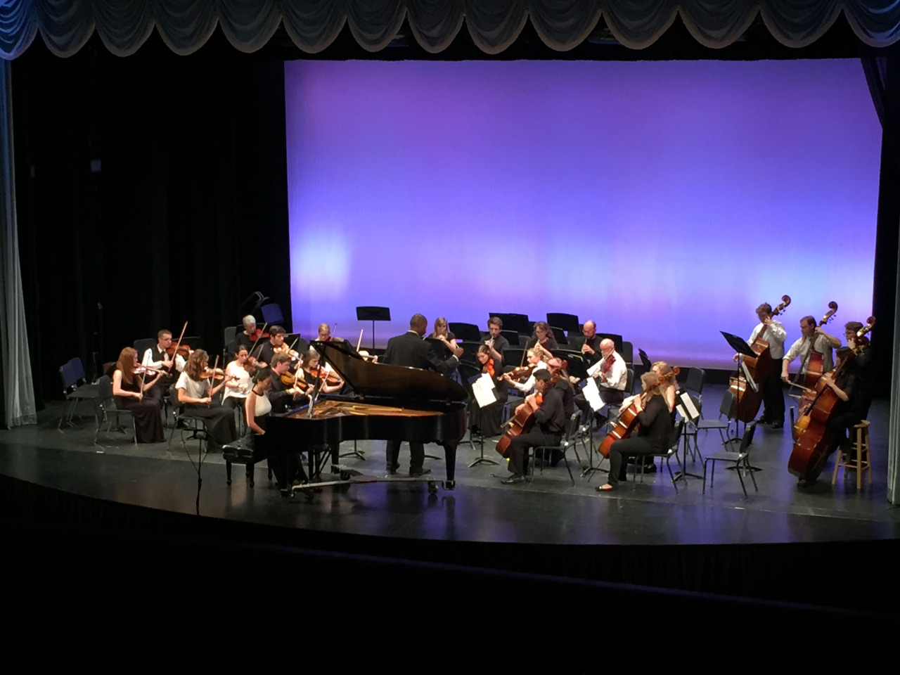 Georiga College Orchestra