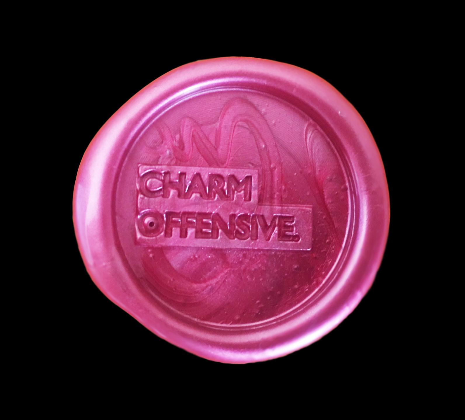 charm offensive wax seal.jpg
