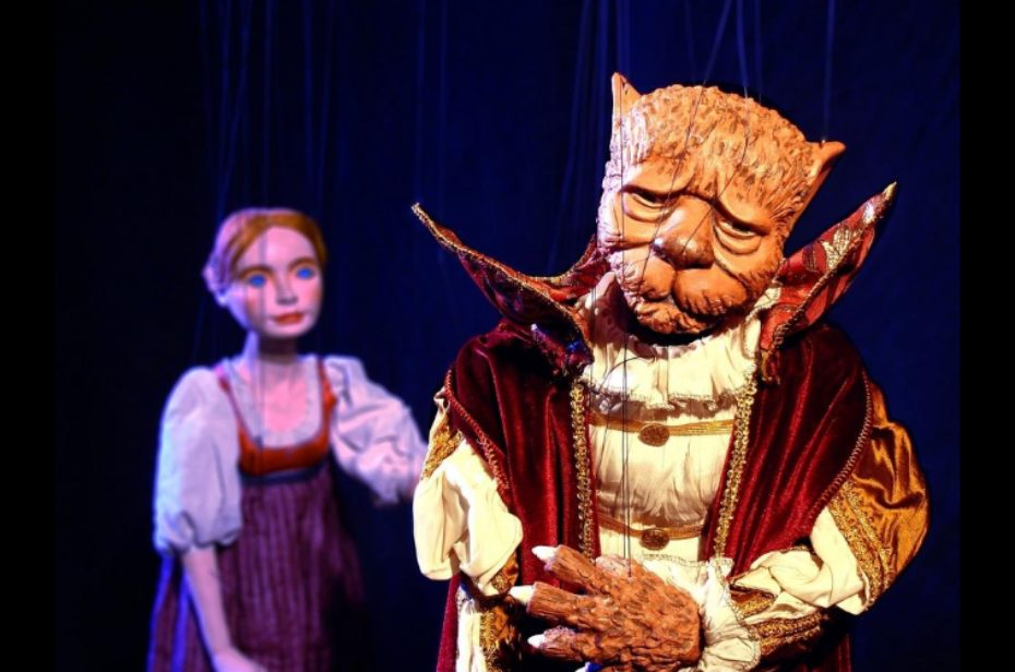 Photo:  National Marionette Theatre