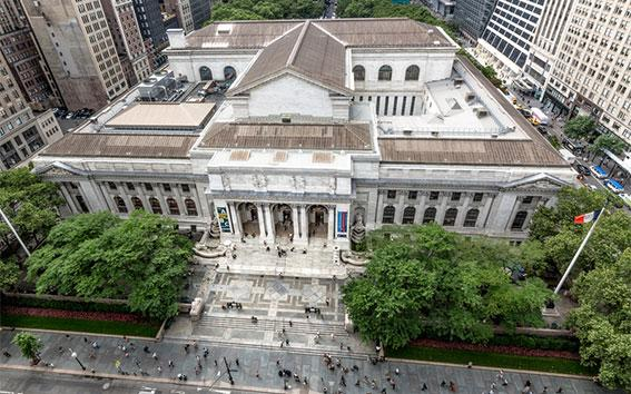 Photo:  The New York Public Library