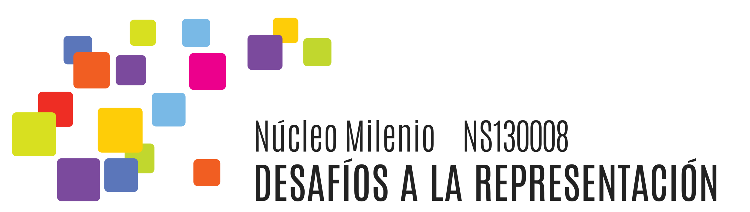 Núcleo Milenio - Desafíos a la Representación - Patrocinador