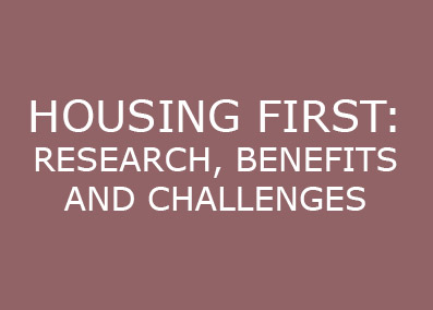 Housing First.  What is it exactly? ...  Continue Reading
