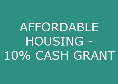 Eligible affordable housing projects qualify for...  Continue Reading
