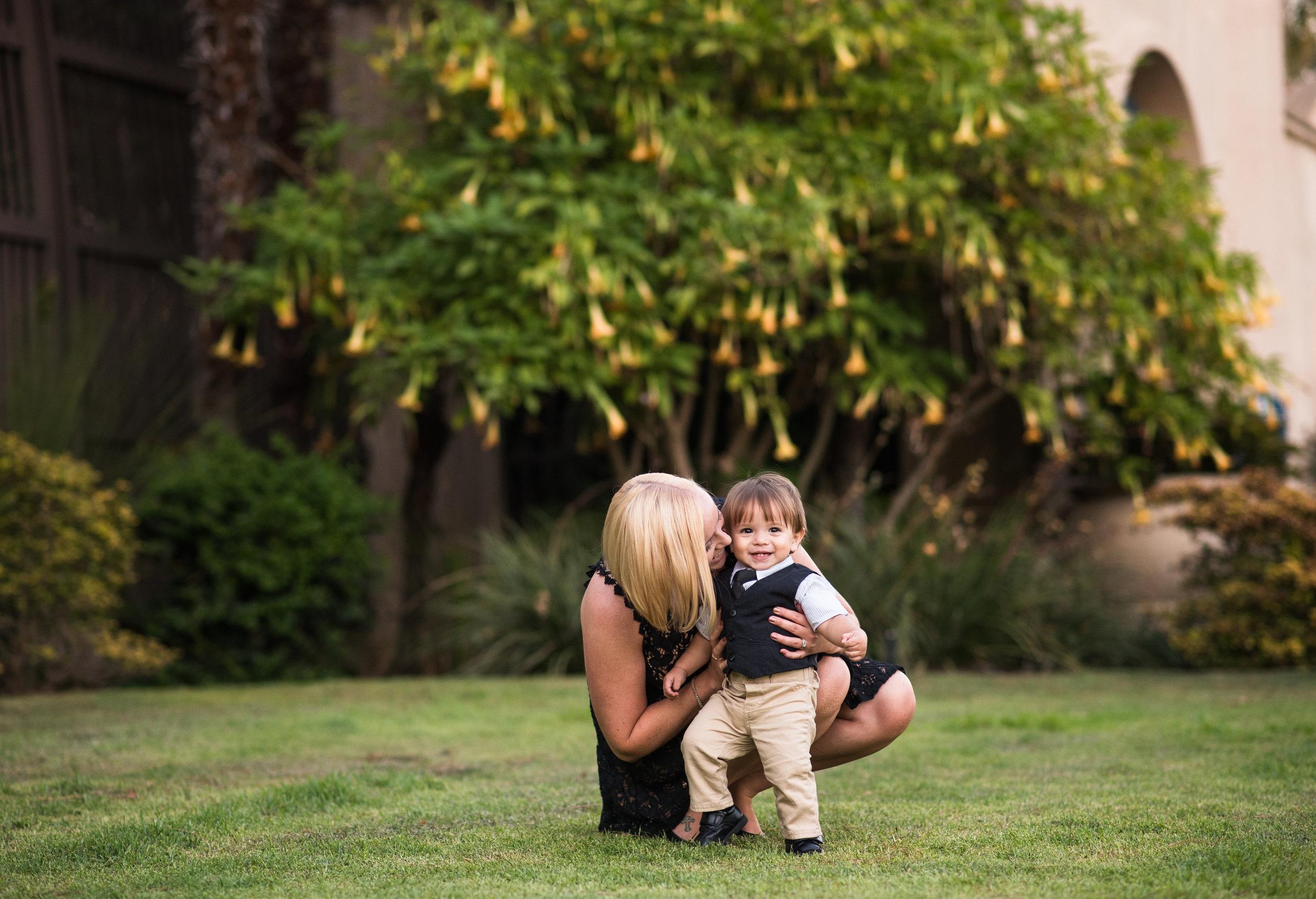 San Diego Park Portrait Photography by Rachel Dale Photography