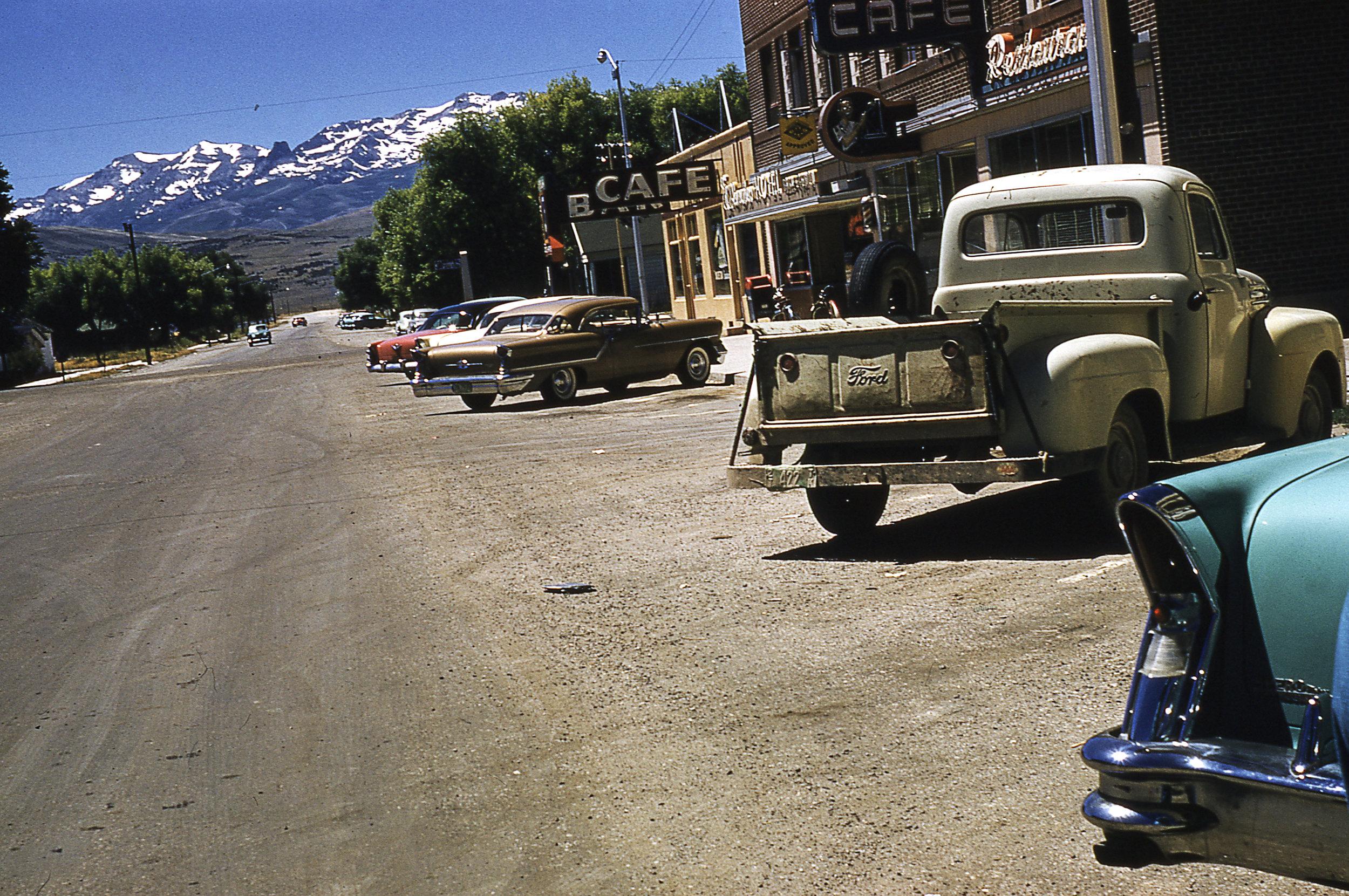 Wells, Nevada 1957