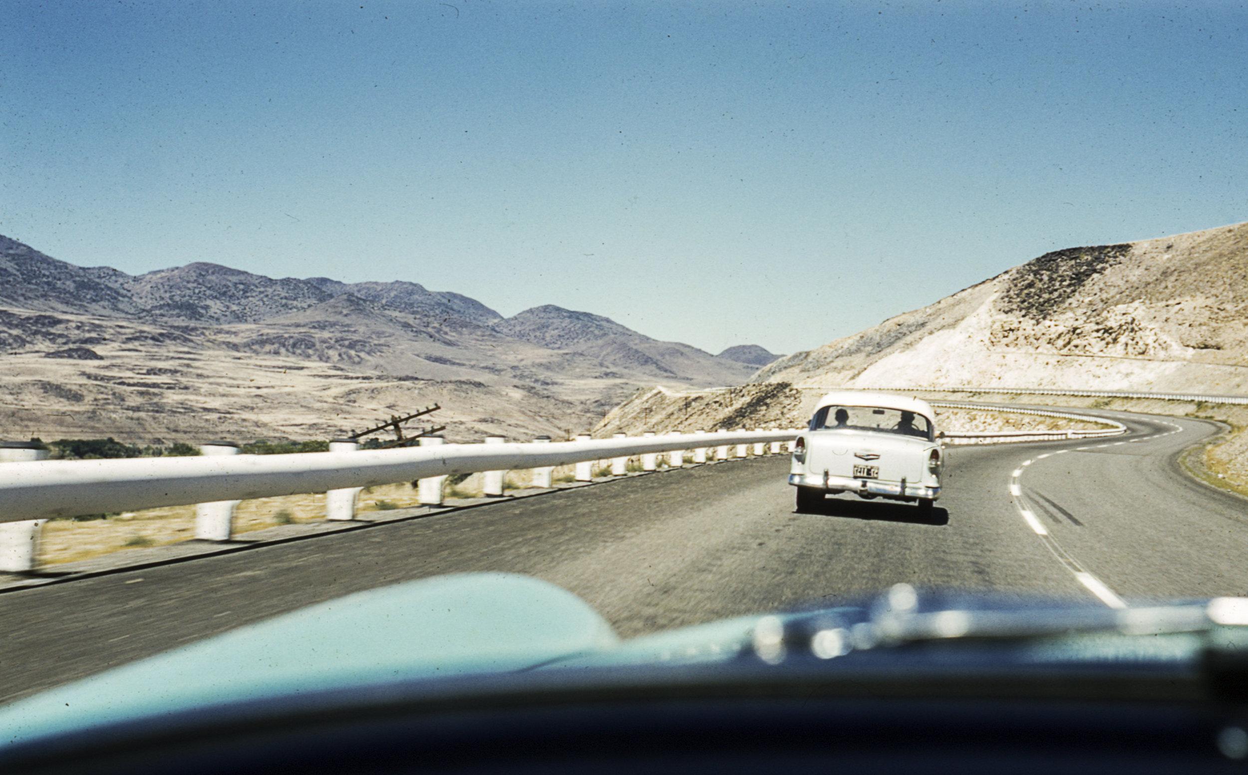 """Nevada."" – 1957"