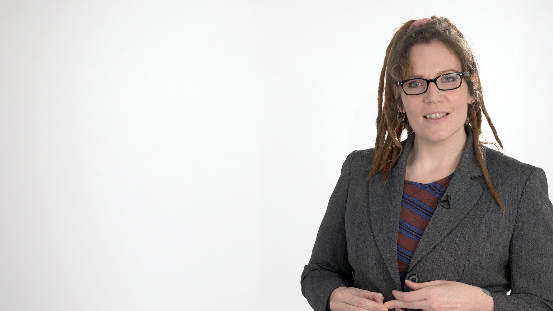 Rachel Liley - Producer, Editor, Closed CaptioningAs an experienced producer of stage and video, Rachel brings an important creative voice to SGP. Communicating in english, french and American sign language, she helps clients reach new audiences everyday.