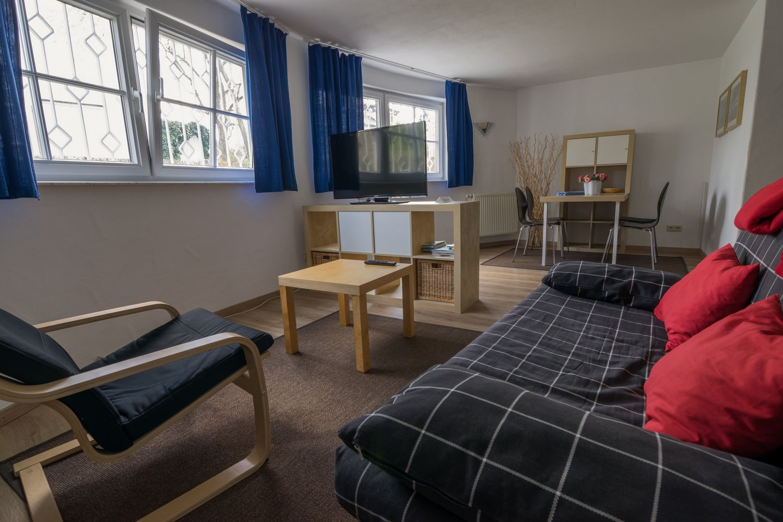 Apartment, Zimmer, Wohnzimmer