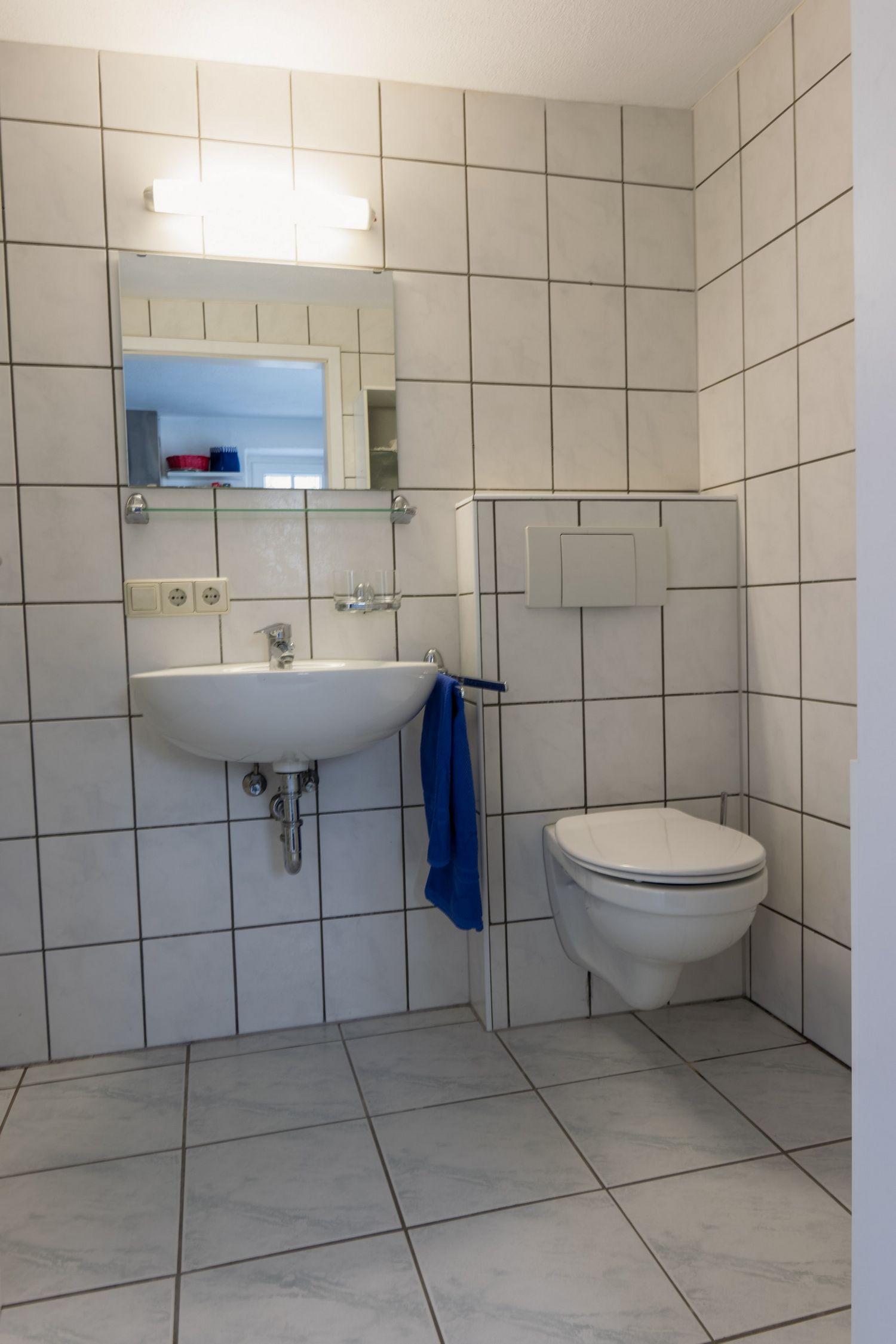 Apartment / Badezimmer