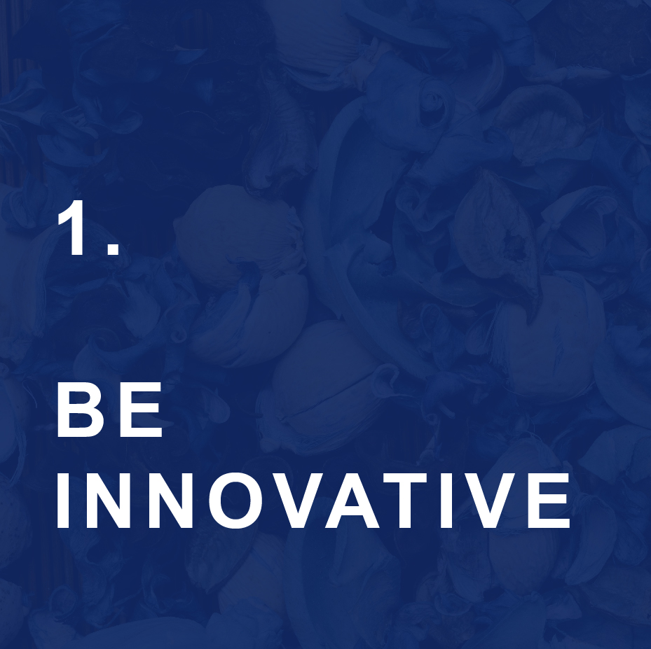 We are devoted to  innovation . We look forward to raise our focus on novelty in products, technologies, organizational structure, and accomplishments. We are also committed to bring about changes in the organizational culture so as to enable us to meet the emerging challenges of the industry.