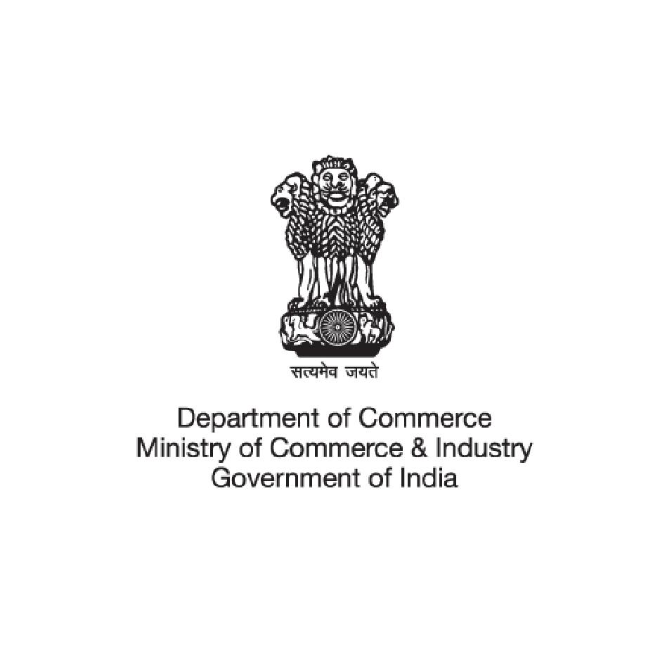 PRESIDENT'SAWARD (NATIONAL AWARD) - Certificate of merit for outstanding Export Performance for the year 1995-96 given by President of India, Shri. Shankar Dayal Sharma, Ministry of Commerce, New Delhi.
