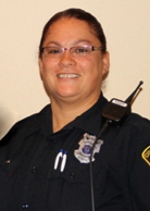 Police Officer Lisa Johnson - Human Trafficking, Homeless, and LGBTQ Liaison OfficerCommunity Relations Unit, Cincinnati Police Department