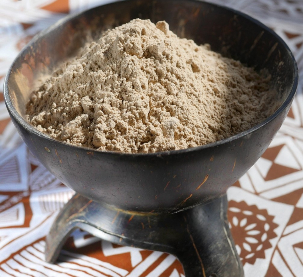#Kava root powder.JPG